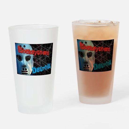 Hockeytown Drinking Glass
