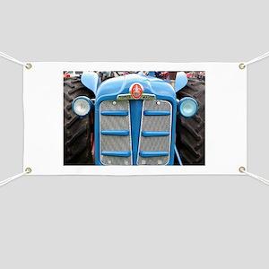 Fordson Super Major Tractor Banner