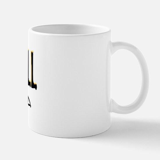 Volleyball - Enough Said. Mug