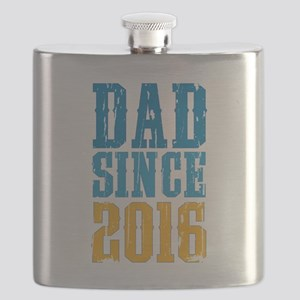 Dad Since 2016 Flask