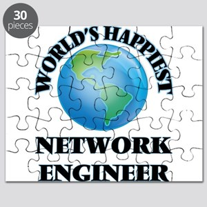 World's Happiest Network Engineer Puzzle