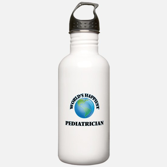 World's Happiest Pedia Water Bottle