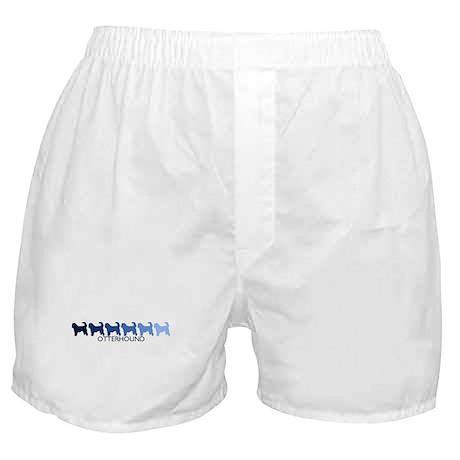 Otterhound (blue color spectr Boxer Shorts