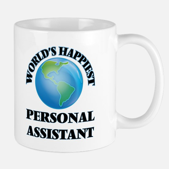 World's Happiest Personal Assistant Mugs