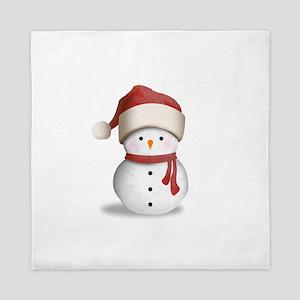 Snowman Baby Queen Duvet