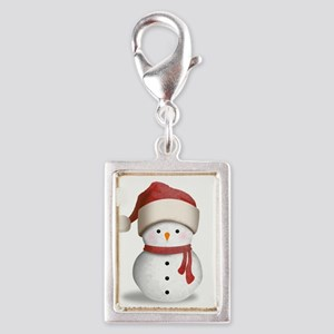 Snowman Baby Charms