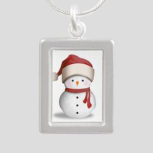 Snowman Baby Necklaces