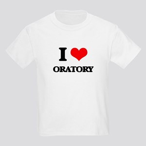 I Love Oratory T-Shirt