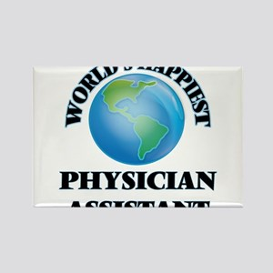 World's Happiest Physician Assistant Magnets
