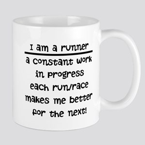 I Am A Runner - Mug Mugs