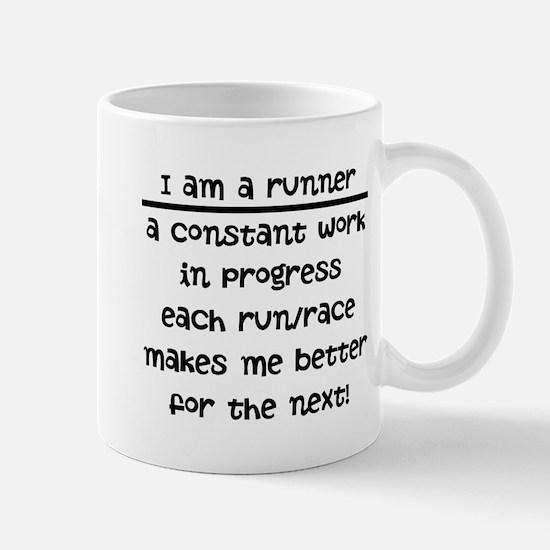 I Am A Runner - Mug Mugs