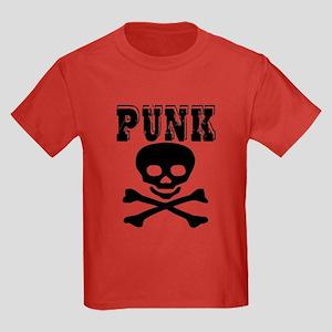 Skull n Cross Bones Kids Dark T-Shirt