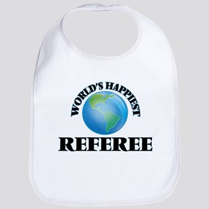 World's Happiest Referee Bib