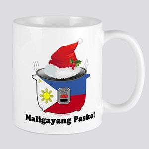 Pinoy Rice Cooker - Pasko Mugs