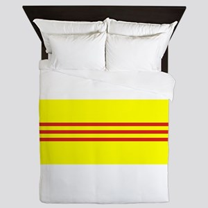South Vietnam flag Queen Duvet