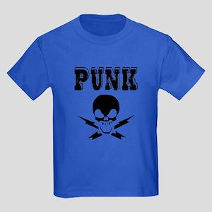 Skull N Bolts Kids Dark T-Shirt