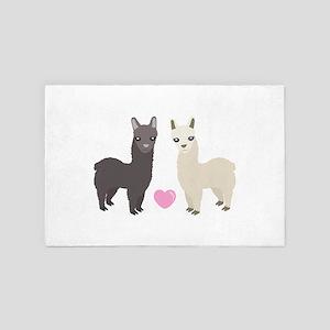 Alpaca Love 4' x 6' Rug