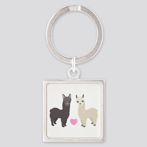 Alpaca Love Keychains