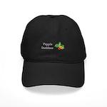 Veggie Goddess Black Cap
