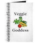 Veggie Goddess Journal