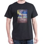 Christian Cross Landscape T-Shirt