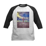 Christian Cross Landscape Baseball Jersey