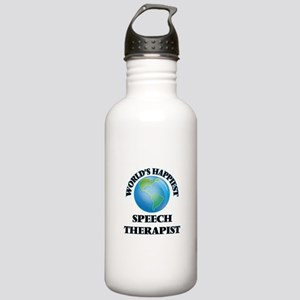 World's Happiest Speec Stainless Water Bottle 1.0L