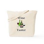 Wine Taster Tote Bag