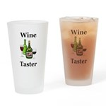 Wine Taster Drinking Glass