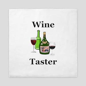 Wine Taster Queen Duvet