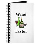Wine Taster Journal
