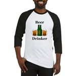 Beer Drinker Baseball Jersey