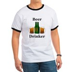 Beer Drinker Ringer T