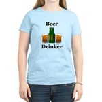 Beer Drinker Women's Light T-Shirt
