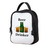Beer Drinker Neoprene Lunch Bag