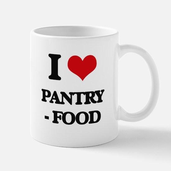 I Love Pantry - Food Mugs