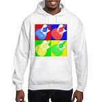 acoustic pop Hooded Sweatshirt