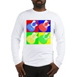 acoustic pop Long Sleeve T-Shirt