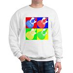 acoustic pop Sweatshirt