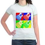 acoustic pop Jr. Ringer T-Shirt