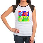 acoustic pop Women's Cap Sleeve T-Shirt