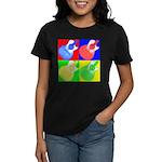 acoustic pop Women's Dark T-Shirt