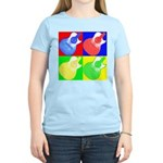 acoustic pop Women's Light T-Shirt