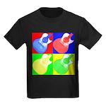 acoustic pop Kids Dark T-Shirt