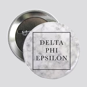 "Delta Phi Epsilon Marble 2.25"" Button (10 pack)"