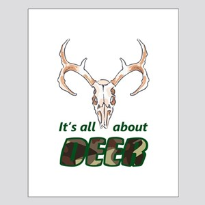 ITS ALL ABOUT DEER Posters