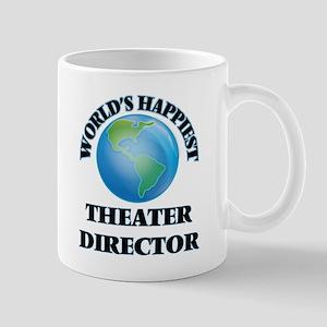 World's Happiest Theater Director Mugs