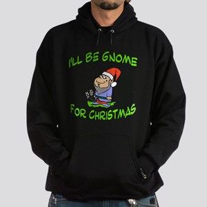 Home For Christmas, Gnome Hoodie (dark)