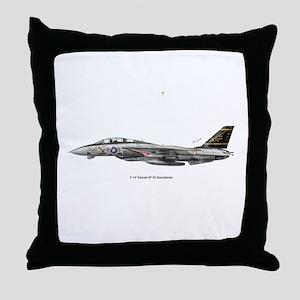3-vf325x3rect_sticker Throw Pillow