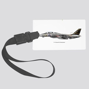 3-vf325x3rect_sticker Large Luggage Tag